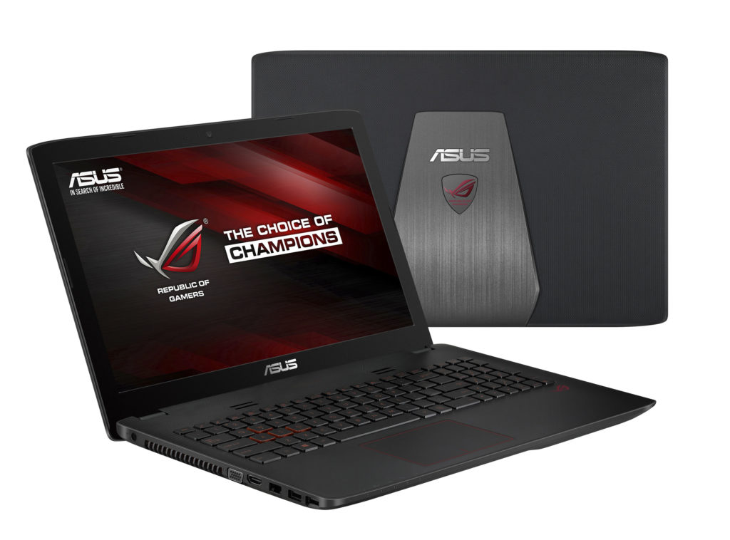 Pre Owned Brighton  Asus GL5S2V Laptop Image