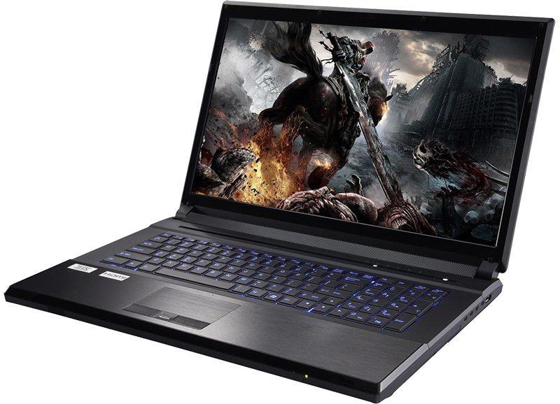 Pre Owned Brighton Clevo Vortex IV Laptop Image