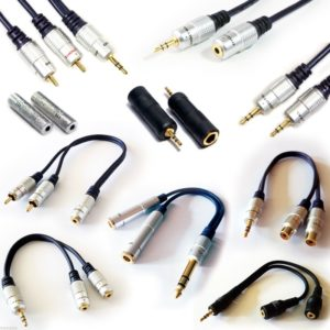 Video / Audio Cables and Adapters
